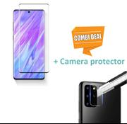 ShieldCase® Tempered Glass Screen protector + camera protector Samsung Galaxy A51