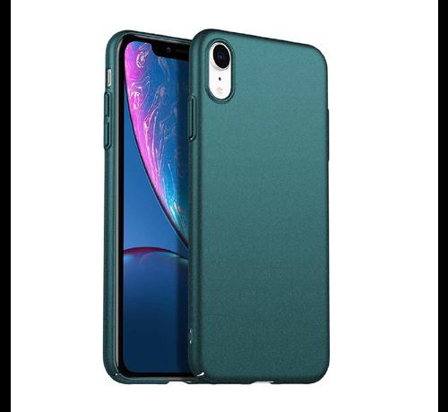 ShieldCase® ShieldCase Ultra thin iPhone Xr case (groen)