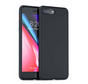Shieldcase Silicone case iPhone 8 Plus / 7 Plus (zwart)