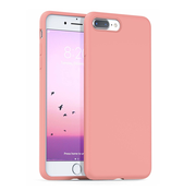 ShieldCase® Siliconen case iPhone 8 Plus / 7 Plus (roze)