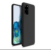 ShieldCase® Silicone case Samsung Galaxy S20 Plus (zwart)