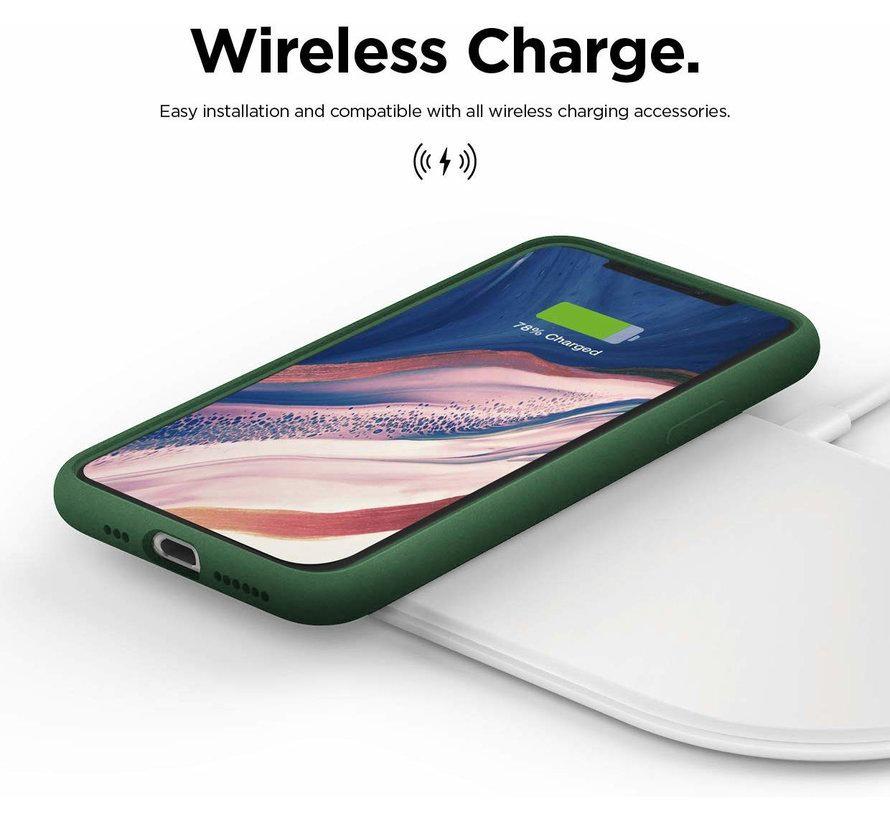 ShieldCase Silicone case iPhone 11 (groen)
