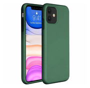 ShieldCase® Silicone case iPhone 11 (groen)