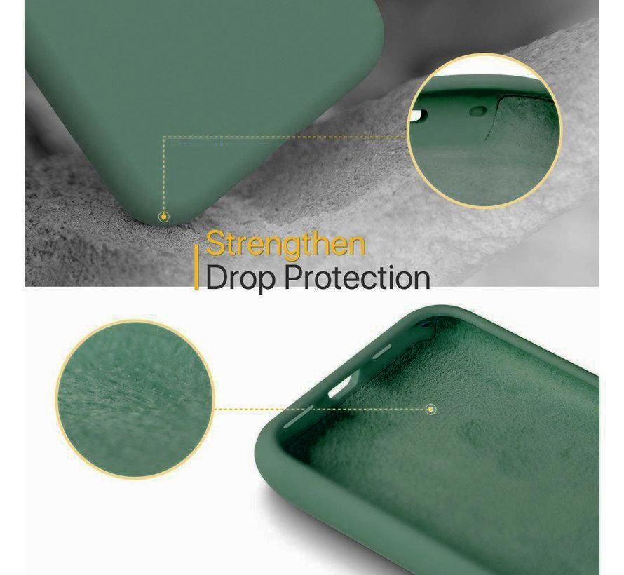 ShieldCase Silicone case iPhone 11 Pro (groen)
