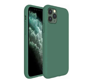 ShieldCase ShieldCase Silicone case iPhone 11 Pro (groen)