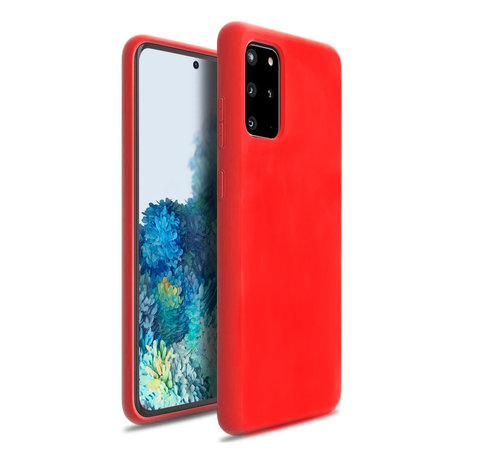 ShieldCase Shieldcase Silicone case Samsung Galaxy S20 Plus (rood)