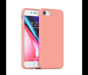 ShieldCase Silicone case iPhone 7 / 8 (roze)