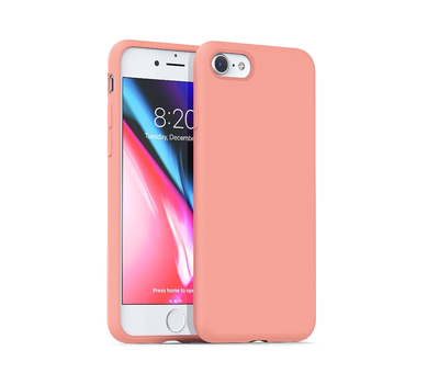 ShieldCase Shieldcase Silicone case iPhone 7 / 8  (roze)
