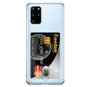 ShieldCase® Samsung Galaxy S20 Plus shock case met pashouder