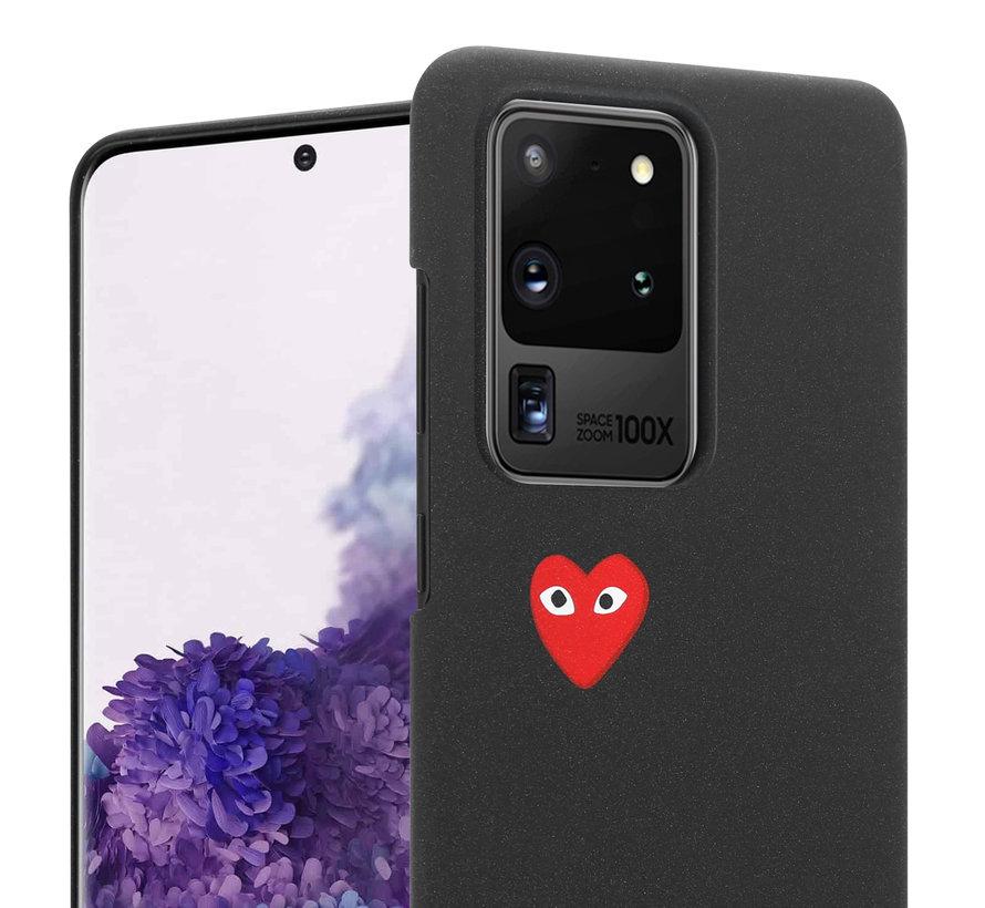 Shieldcase Samsung Galaxy S20 Ultra hoesje met hartje
