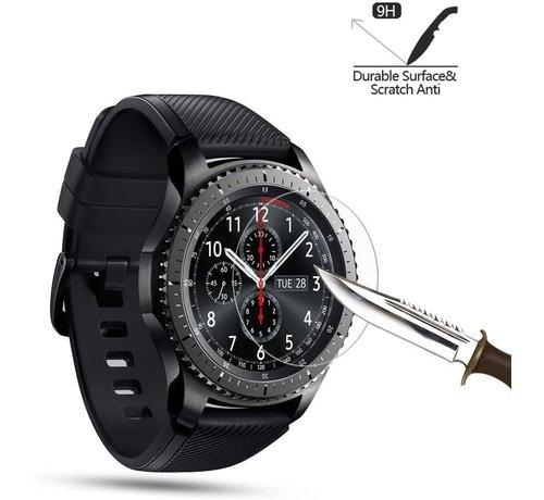 Samsung Galaxy watch glazen screen protector