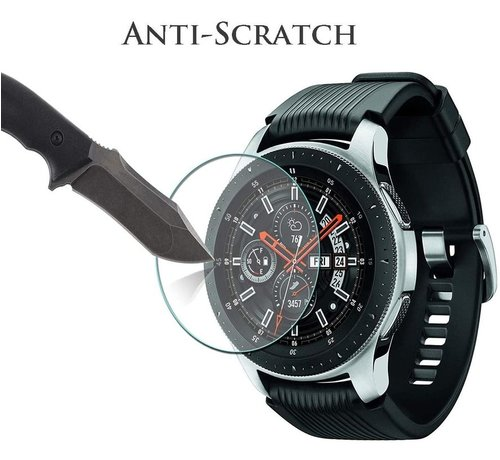 Samsung Galaxy watch plastic screen protector