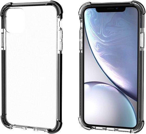 ShieldCase® ShieldCase bumper shock case iPhone 11 (zwart)