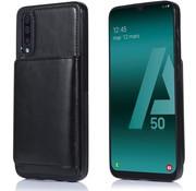 ShieldCase Wallet Case Samsung Galaxy A50 (zwart)