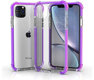 ShieldCase ShieldCase bumper shock case iPhone 11 Pro Max (paars)