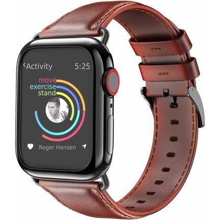 Apple Watch leren bandjes