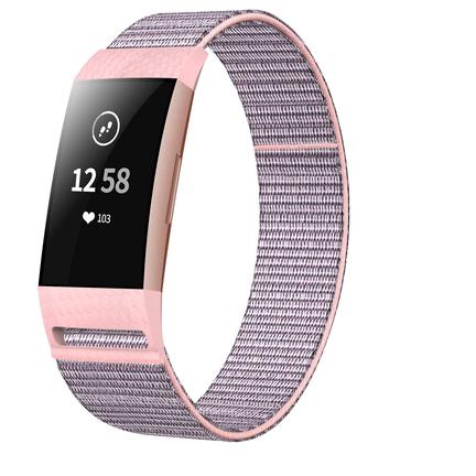 Fitbit Charge 3 nylon bandjes