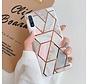 ShieldCase Samsung Galaxy A50 hoesje marmeren patroon