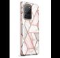 ShieldCase Samsung Galaxy S20 Ultra hoesje marmeren patroon