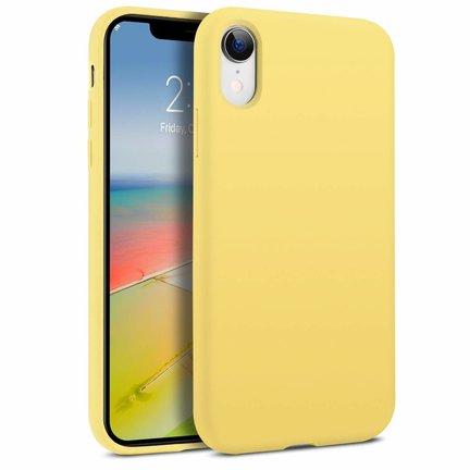 iPhone Xr siliconen en TPU hoesjes