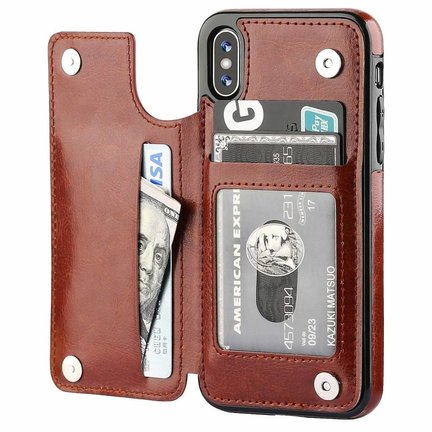 iPhone Xs Max bookcases en flipcases