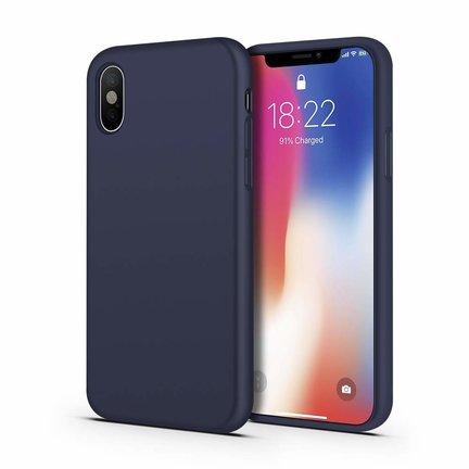 iPhone Xs Max siliconen en TPU hoesjes