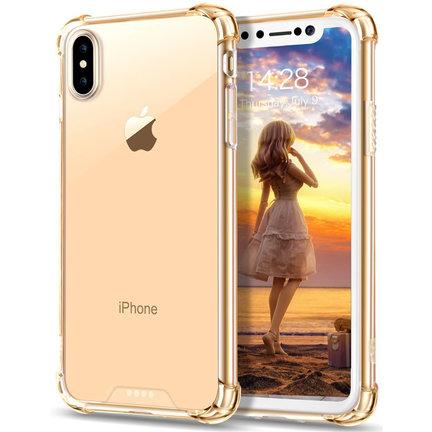 iPhone Xs siliconen en TPU hoesjes