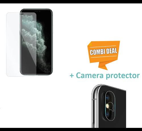ShieldCase® ShieldCase Tempered Glass Screenprotector iPhone X / Xs