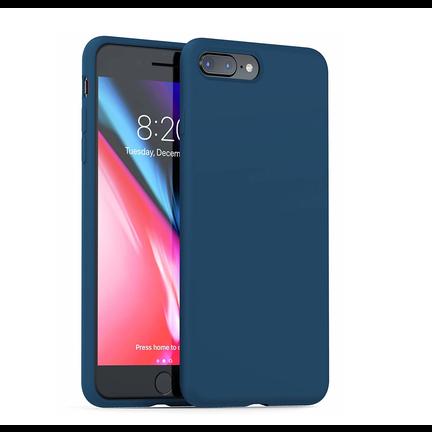 iPhone 8 Plus siliconen en TPU hoesjes