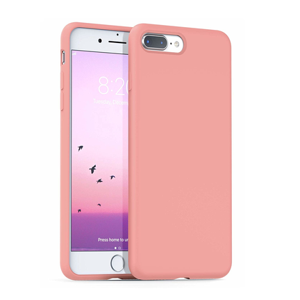 iPhone 7 Plus siliconen en TPU hoesjes