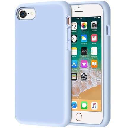 iPhone 7 siliconen en TPU hoesjes