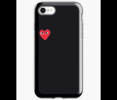 ShieldCase® ShieldCase hoesje met hartje iPhone 7/8