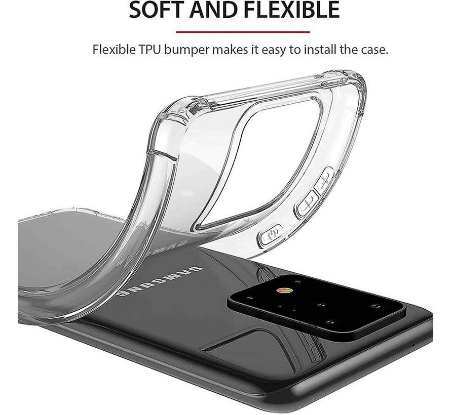 ShieldCase Samsung Galaxy S20 Ultra shock hoesje met koord