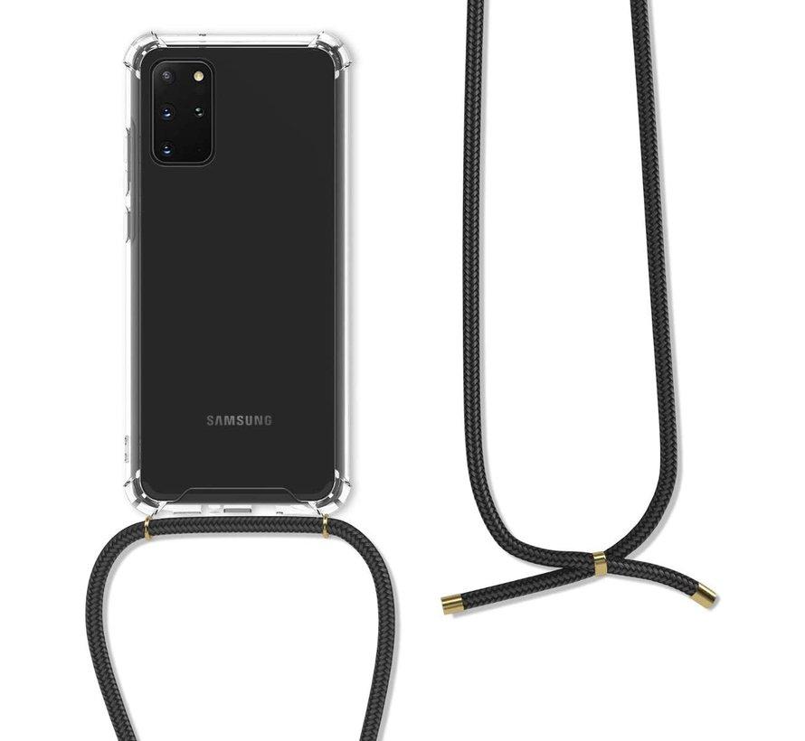 ShieldCase Samsung Galaxy A71 shock hoesje met koord