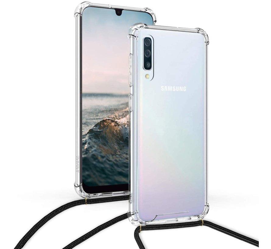 ShieldCase Samsung Galaxy A50 shock hoesje met koord