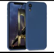 ShieldCase® Siliconen hoesje met camera bescherming iPhone Xr (blauw)
