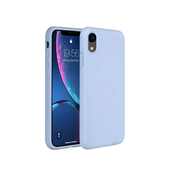 ShieldCase® Silicone case iPhone Xr (paars)