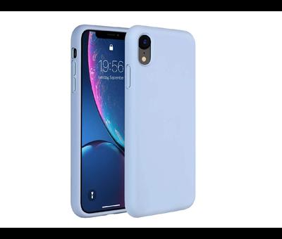 ShieldCase® ShieldCase Silicone case iPhone Xr (paars)
