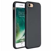 ShieldCase® Silicone case iPhone SE 2020 (zwart)