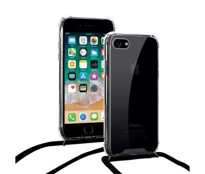 ShieldCase Shock hoesje met zwart koord iPhone SE 2020