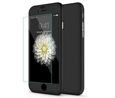 ShieldCase® Shieldcase 360 graden case iPhone SE 2020