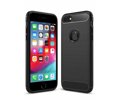 ShieldCase® ShieldCase Brushed case iPhone SE 2020