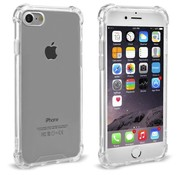 ShieldCase® Shock case iPhone SE 2020 (transparant)