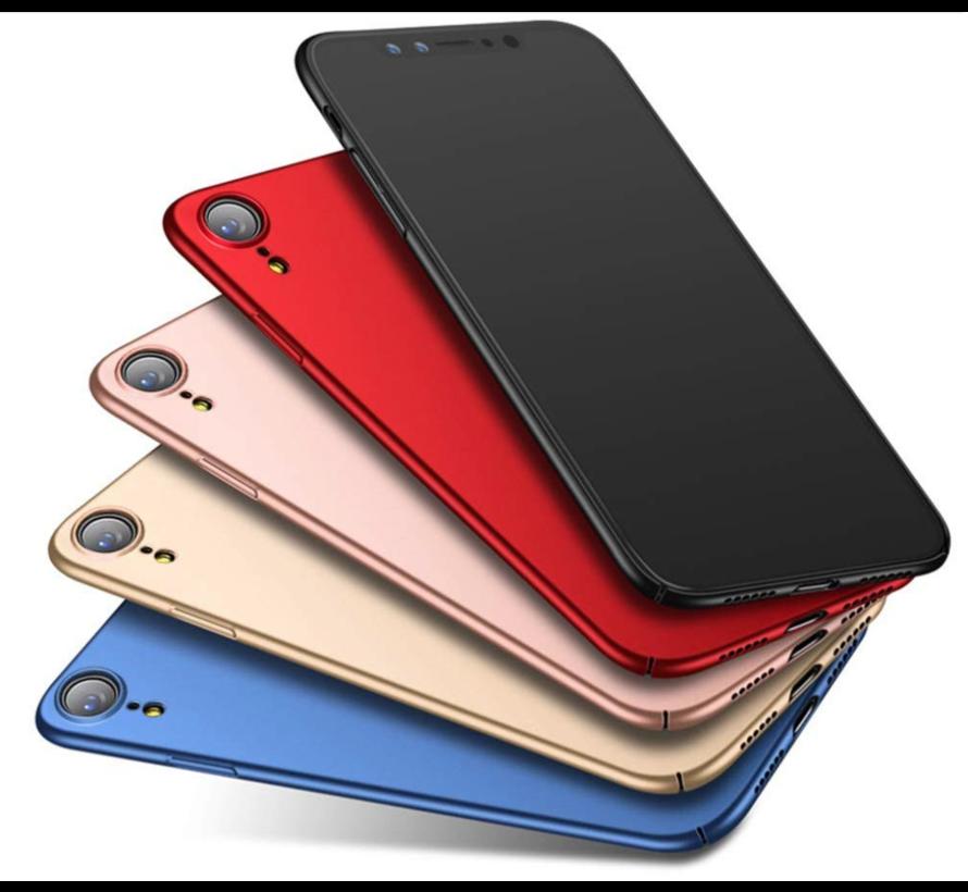 ShieldCase iPhone SE 2020 ultra thin case (rood)