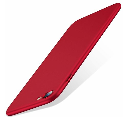 ShieldCase ShieldCase iPhone SE 2020 ultra thin case (rood)
