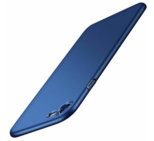 ShieldCase® ShieldCase iPhone SE 2020 ultra thin case (blauw)