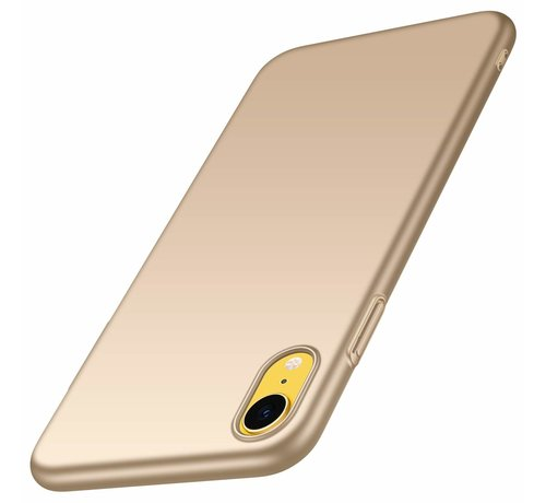 ShieldCase ShieldCase iPhone SE 2020 ultra thin case (goud)