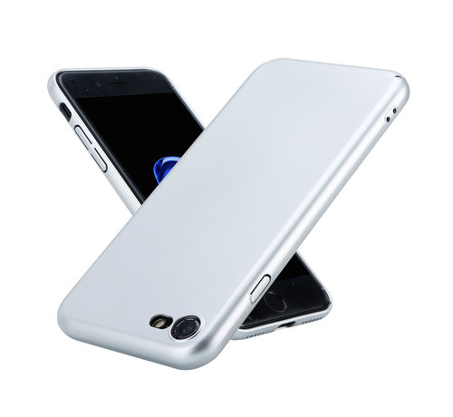 ShieldCase® ShieldCase iPhone SE 2020 ultra thin case (zilver)