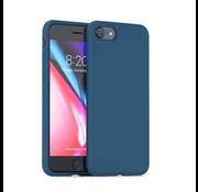 ShieldCase® Silicone case iPhone SE 2020 (blauw)