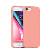 ShieldCase® Silicone case iPhone SE 2020 (roze)